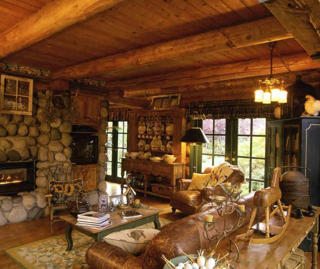 Ideas f ciles para la decoraci n de casas de campo for Muebles para casa de campo
