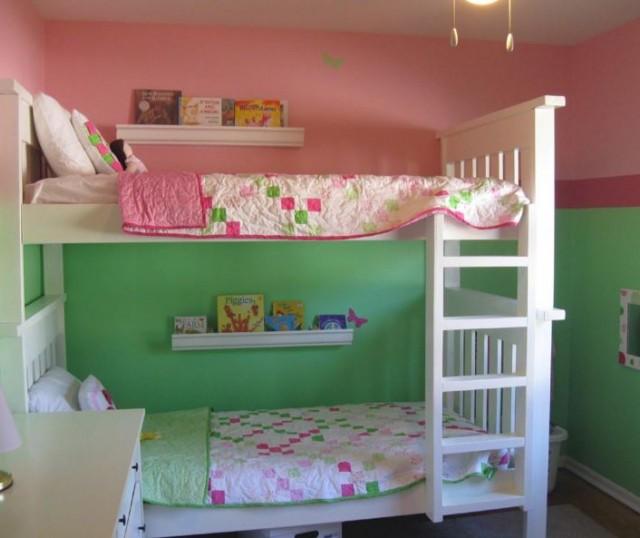 Decoración de Habitaciones Mixtas para Niños
