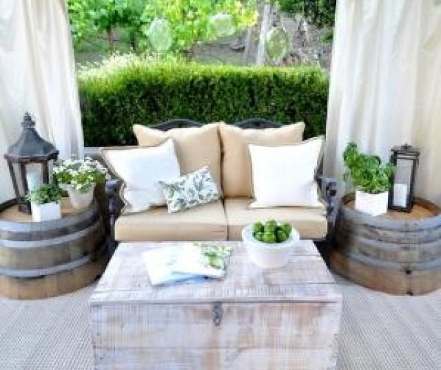 Fotos de decoraci n de patios peque os - Decoracion patios interiores pequenos ...