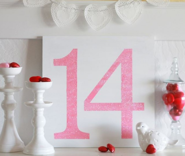 Manualidades Para El Dia De San Valentin - Decoracion-san-valentin-manualidades