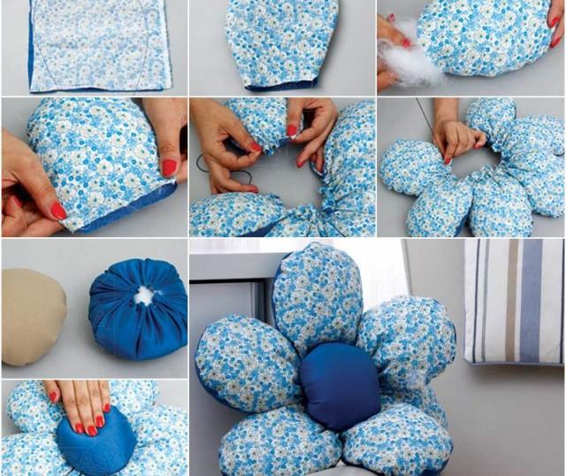Ideas diy para hacer tus almohadones - Como hacer almohadones ...